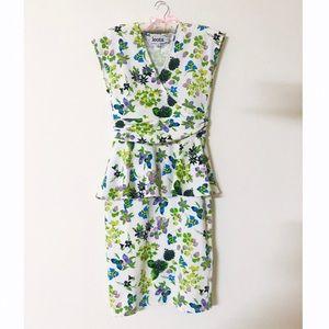 Leota Loretta Peplum Dress